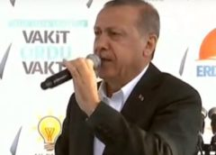 Erdoğan Ordu'da